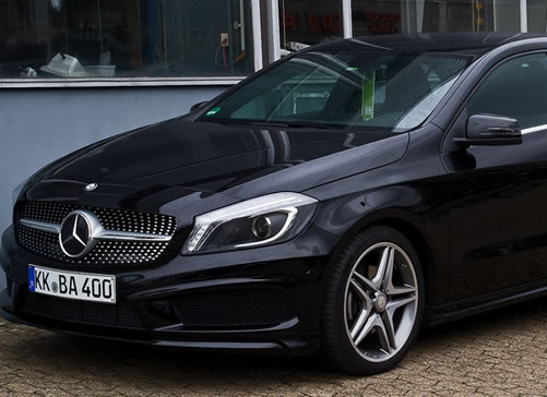Used Mercedes A Class Spares - Mercedes Spares