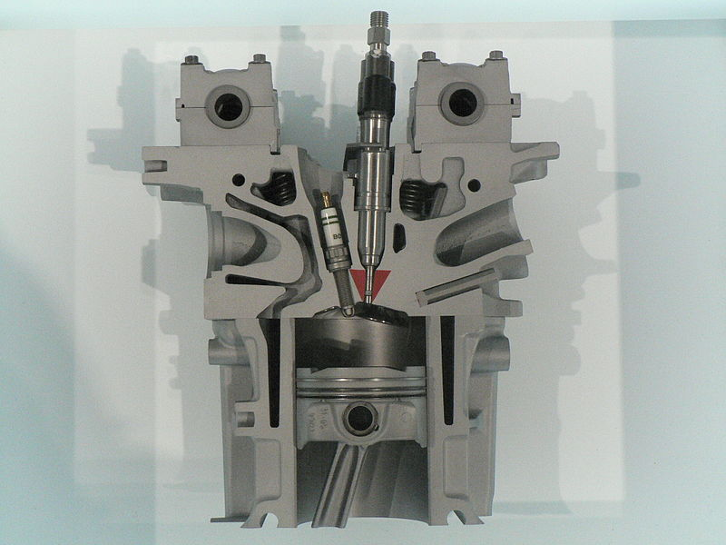 How The Fuel Injection System Works